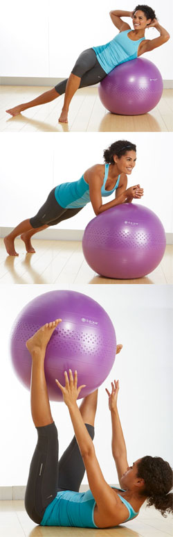 Fitness Ball Kit
