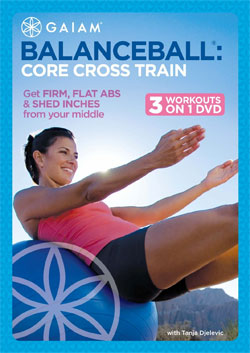 Fitness Ball Workout DVD